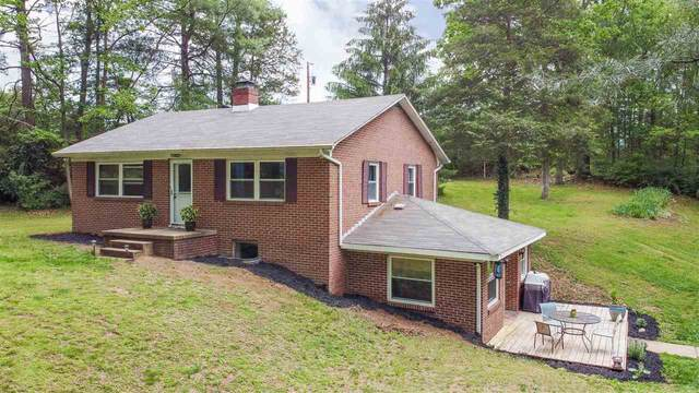3613 East Side Hwy, GROTTOES, VA 24441 (MLS #604220) :: Real Estate III