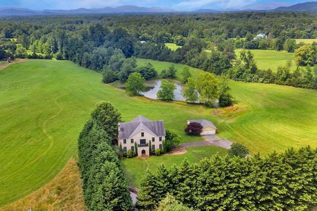 4395 Garth Rd, CHARLOTTESVILLE, VA 22901 (MLS #604225) :: Real Estate III
