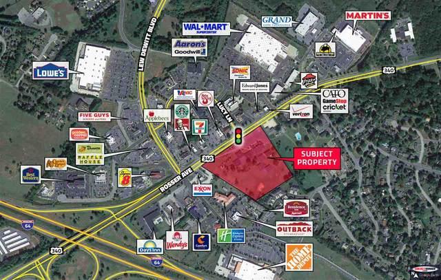 1930 Rosser Ave, WAYNESBORO, VA 22980 (MLS #604247) :: KK Homes