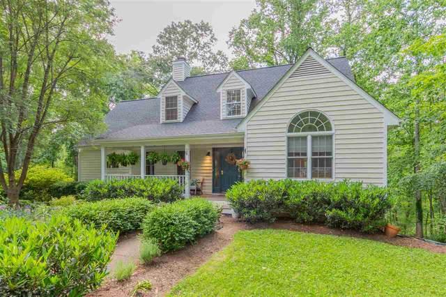 320 Heron Ln, CHARLOTTESVILLE, VA 22903 (MLS #604251) :: Jamie White Real Estate