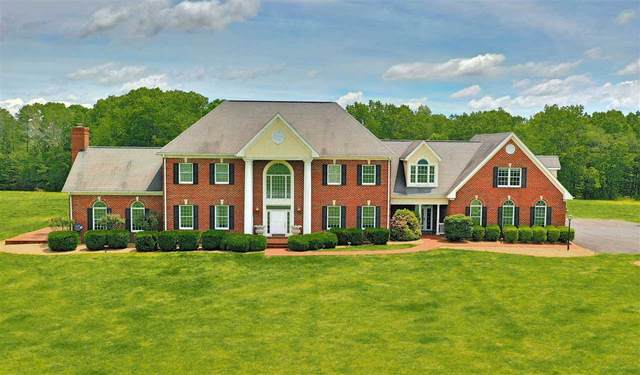 798 High Peak Rd, Monroe, VA 24574 (MLS #604286) :: Real Estate III