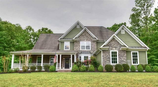 3505 Foxwood Dr, BARBOURSVILLE, VA 22923 (MLS #604304) :: Jamie White Real Estate
