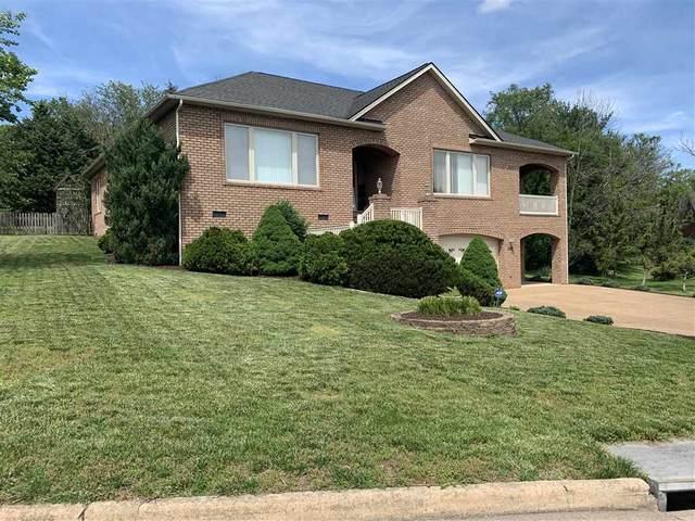 560 Myers Ave, HARRISONBURG, VA 22801 (MLS #604306) :: Jamie White Real Estate