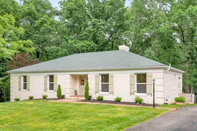 312 Westminster Rd, CHARLOTTESVILLE, VA 22901 (MLS #604307) :: Jamie White Real Estate