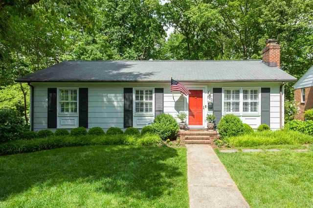 613 Shamrock Rd, CHARLOTTESVILLE, VA 22903 (MLS #604348) :: Jamie White Real Estate