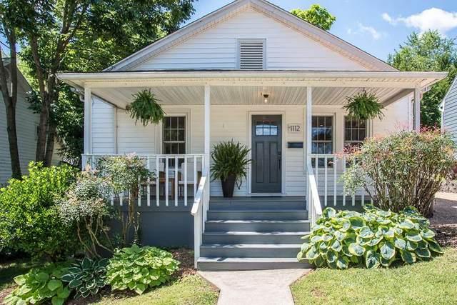 1112 Montrose Ave, CHARLOTTESVILLE, VA 22902 (MLS #604400) :: Jamie White Real Estate