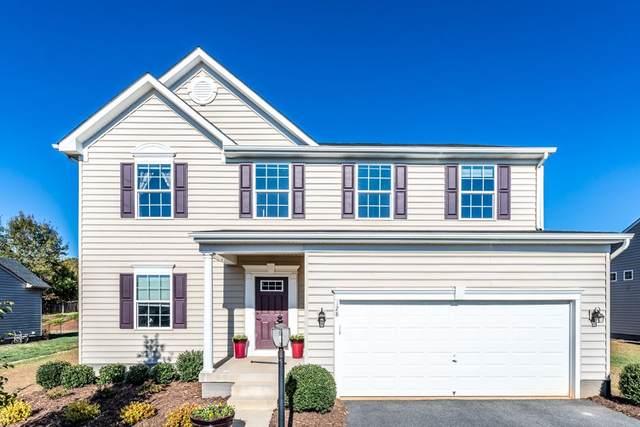 128 Ridgemont Rd, RUCKERSVILLE, VA 22968 (MLS #604412) :: Jamie White Real Estate