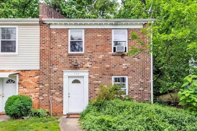 753 Orangedale Ave, CHARLOTTESVILLE, VA 22903 (MLS #604418) :: Jamie White Real Estate
