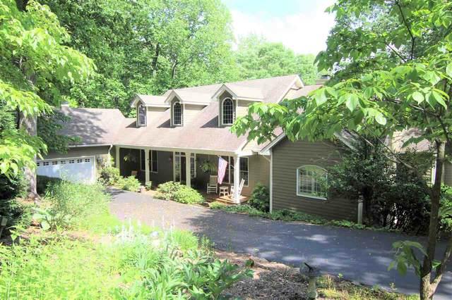 190 Hooded Warbler Ln, Nellysford, VA 22958 (MLS #604423) :: Real Estate III