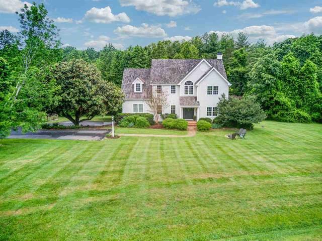3206 Beau Mont Farm Rd, CHARLOTTESVILLE, VA 22901 (MLS #604437) :: Jamie White Real Estate