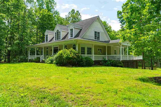 215 Glendower Rd, SCOTTSVILLE, VA 24590 (MLS #604475) :: Jamie White Real Estate