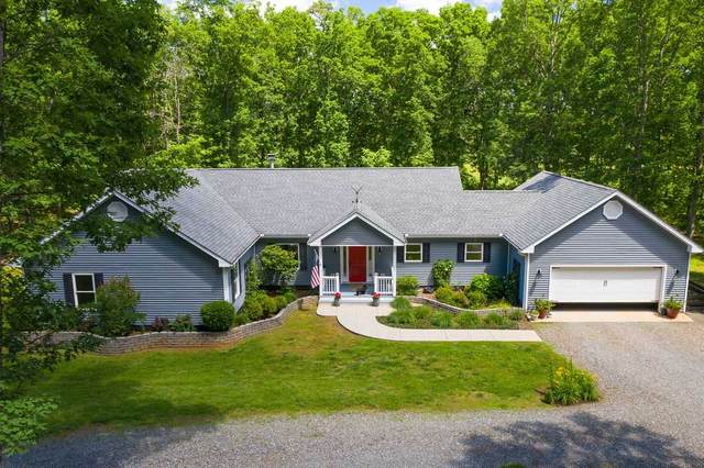 8954 Langhorne Rd, Esmont, VA 22937 (MLS #604494) :: Jamie White Real Estate
