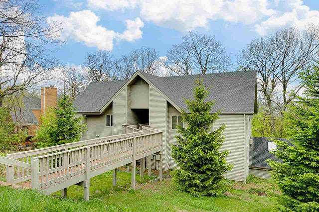2246 Tanners Ridge Condos, Wintergreen Resort, VA 22967 (MLS #604511) :: Jamie White Real Estate