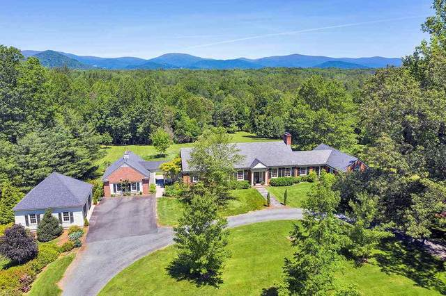 4635 Mockernut Ln, Earlysville, VA 22936 (MLS #604579) :: Jamie White Real Estate