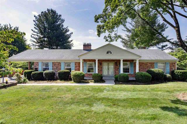 109 Rose Hill Cr, STAUNTON, VA 24401 (MLS #604607) :: Jamie White Real Estate