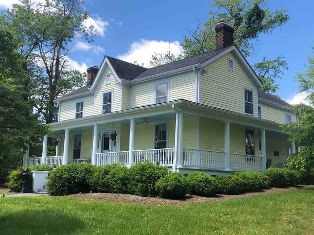 2390 James River Rd, Esmont, VA 22937 (MLS #604643) :: Real Estate III
