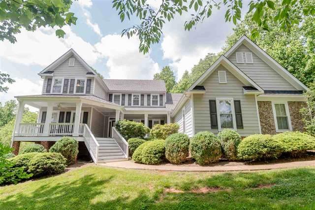 1770 Locust Shade Ln, CHARLOTTESVILLE, VA 22911 (MLS #604766) :: Real Estate III