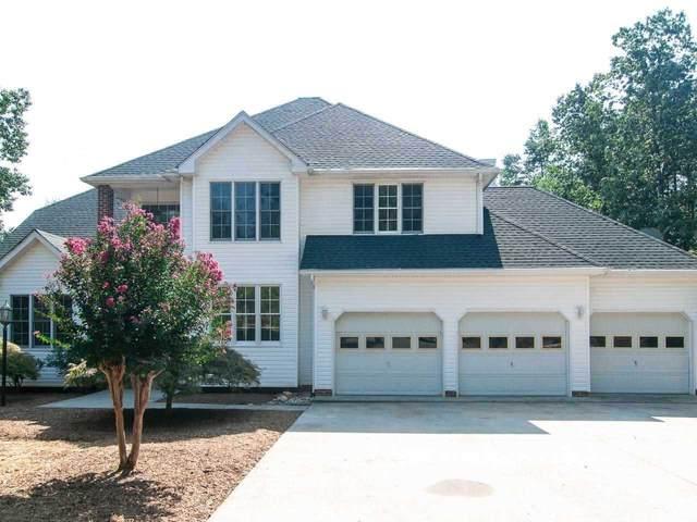 980 Stanley Dr, Earlysville, VA 22936 (MLS #604848) :: Real Estate III