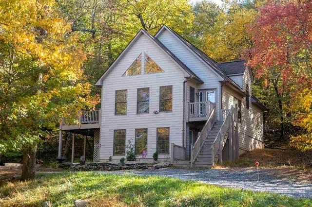 188 Shamokin Springs Trl, Wintergreen Resort, VA 22967 (MLS #604912) :: Real Estate III