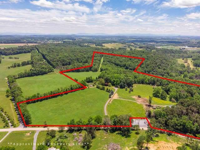 1262 Jennings Gap Rd, Churchville, VA 24421 (MLS #604947) :: Real Estate III