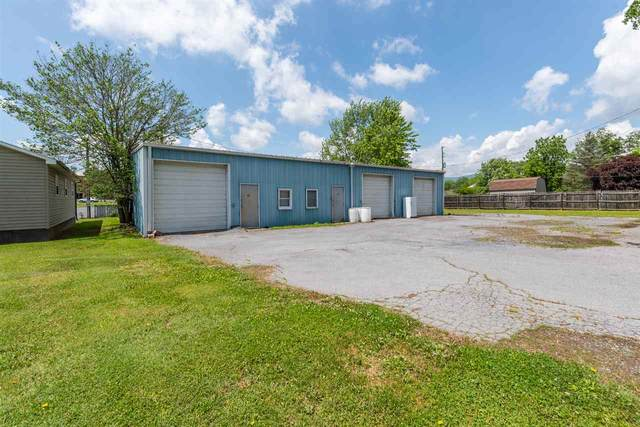 3732 & 3734 Churchville Ave, Churchville, VA 24421 (MLS #604949) :: Jamie White Real Estate