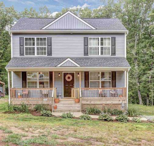 4957 Hill Ave, KENTS STORE, VA 23084 (MLS #605112) :: Jamie White Real Estate