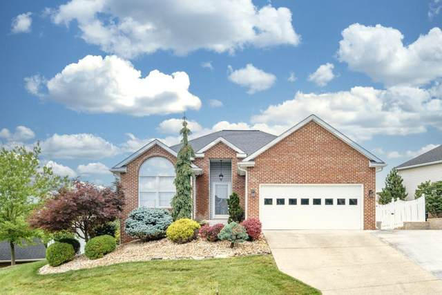 141 Leonard Ct, HARRISONBURG, VA 22801 (MLS #605125) :: Real Estate III