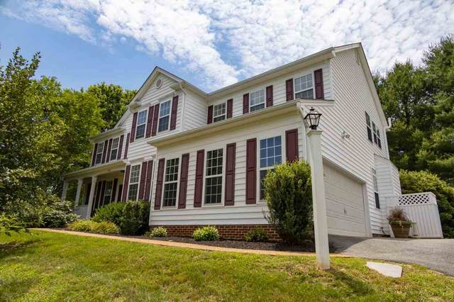 1015 Still Meadow Crossing, CHARLOTTESVILLE, VA 22901 (MLS #605149) :: Real Estate III