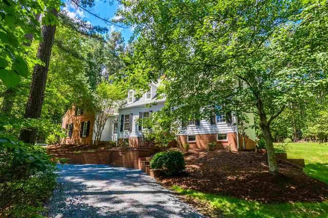 2380 Spring Brook Dr, CHARLOTTESVILLE, VA 22901 (MLS #605205) :: KK Homes