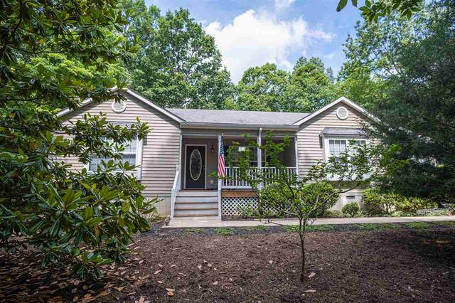12 Barrett St, Palmyra, VA 22963 (MLS #605235) :: Jamie White Real Estate