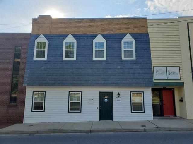 110 N Wayne Ave, WAYNESBORO, VA 22980 (MLS #605251) :: KK Homes