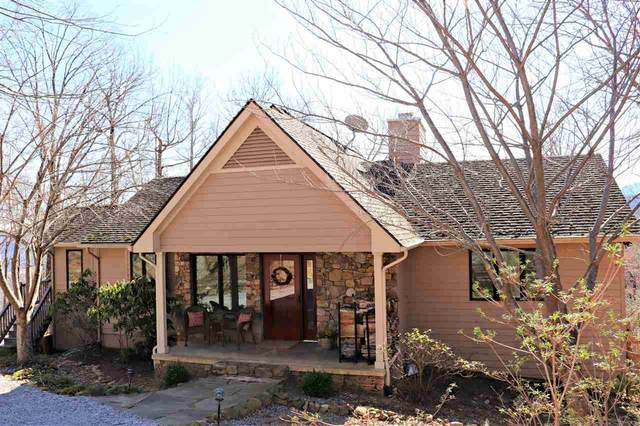 64 Scarlet Tanager, Nellysford, VA 22958 (MLS #605252) :: Real Estate III