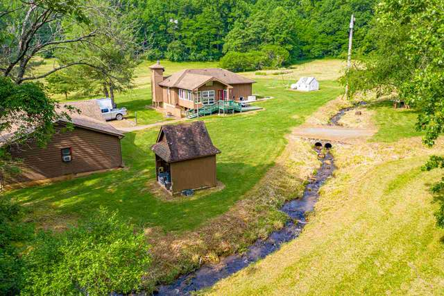 3719 Hungrytown Rd, Covesville, VA 22931 (MLS #605302) :: Real Estate III