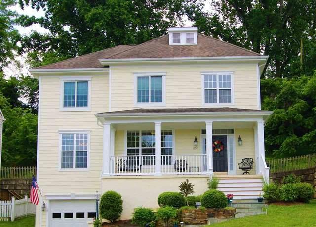 1102 Saint Charles Ct, CHARLOTTESVILLE, VA 22901 (MLS #605308) :: Real Estate III