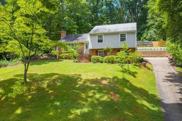 123 Woodstock Dr, CHARLOTTESVILLE, VA 22901 (MLS #605348) :: KK Homes