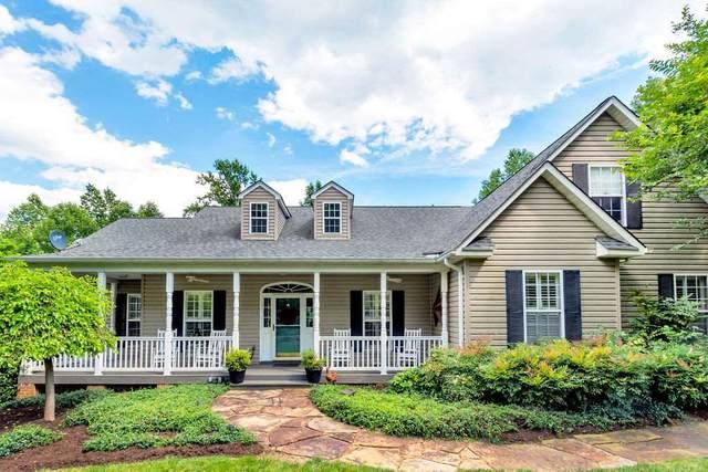 34 Mountainside Dr, STANARDSVILLE, VA 22973 (MLS #605387) :: Jamie White Real Estate