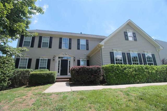 188 Whispering Woods Pl, GORDONSVILLE, VA 22942 (MLS #605445) :: Jamie White Real Estate