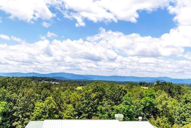 500 Crestwood Dr #1507, CHARLOTTESVILLE, VA 22903 (MLS #605473) :: Real Estate III