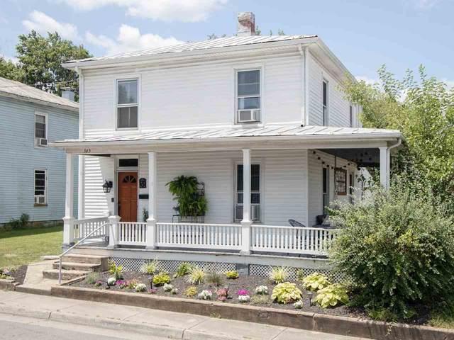 383 Collicello St, HARRISONBURG, VA 22802 (MLS #605514) :: Jamie White Real Estate