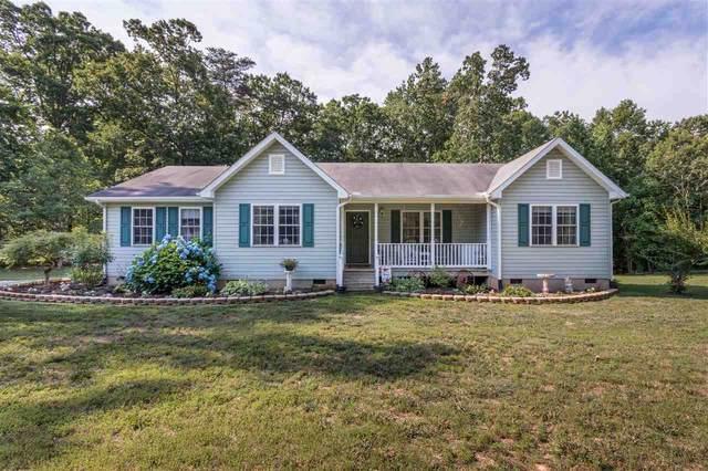 59 Penta Dr, GORDONSVILLE, VA 22942 (MLS #605556) :: Jamie White Real Estate