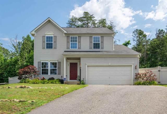 45 Flintstone Ct, BARBOURSVILLE, VA 22923 (MLS #605564) :: Jamie White Real Estate