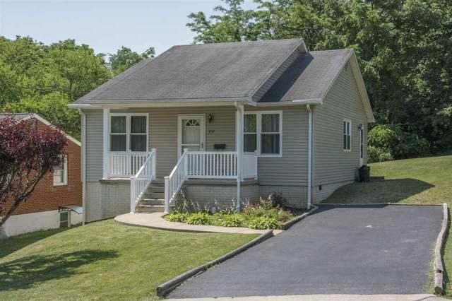459 Kelley St, HARRISONBURG, VA 22802 (MLS #605569) :: Jamie White Real Estate