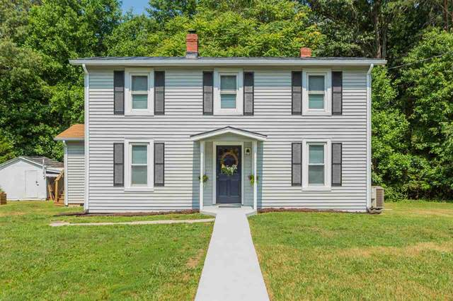 2991 Valentine Mill Rd, GORDONSVILLE, VA 22942 (MLS #605660) :: Jamie White Real Estate