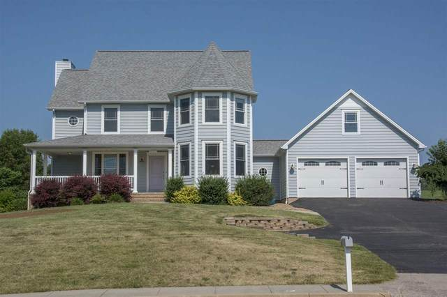 655 Garbers Church Rd, HARRISONBURG, VA 22801 (MLS #605668) :: Real Estate III