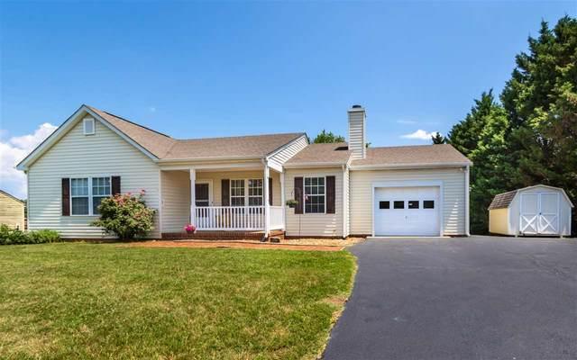61 Hillcrest Dr, RUCKERSVILLE, VA 22968 (MLS #605670) :: Jamie White Real Estate