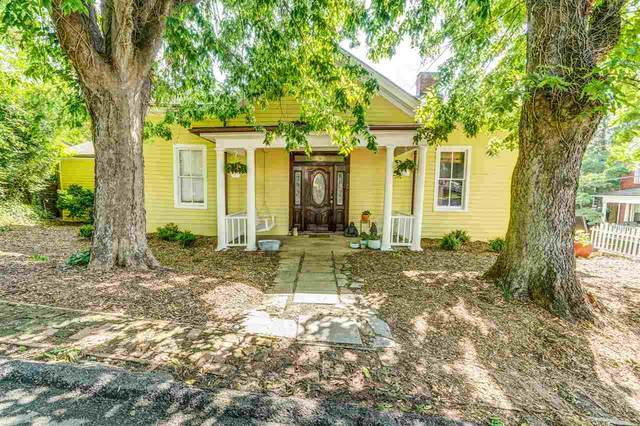 415 Harrison St, SCOTTSVILLE, VA 24590 (MLS #605672) :: Real Estate III