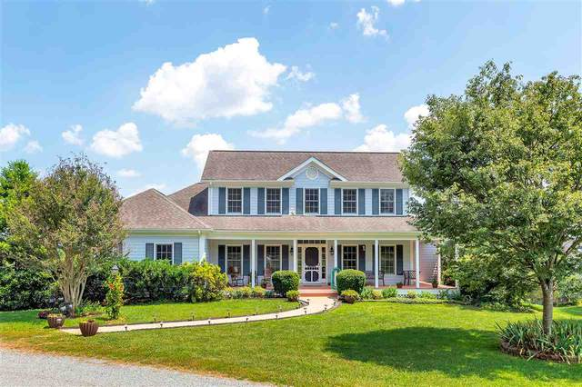 445 Burchs Creek Rd, Crozet, VA 22932 (MLS #605694) :: Jamie White Real Estate