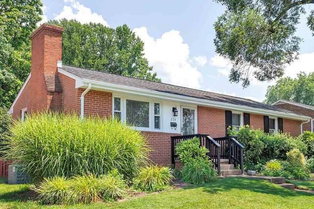 204 Camellia Dr, CHARLOTTESVILLE, VA 22903 (MLS #605696) :: Jamie White Real Estate