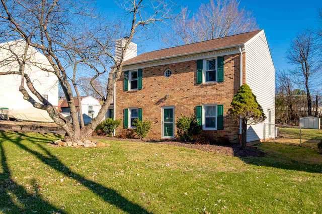 102 Greenbrier Ter, CHARLOTTESVILLE, VA 22901 (MLS #605700) :: Jamie White Real Estate