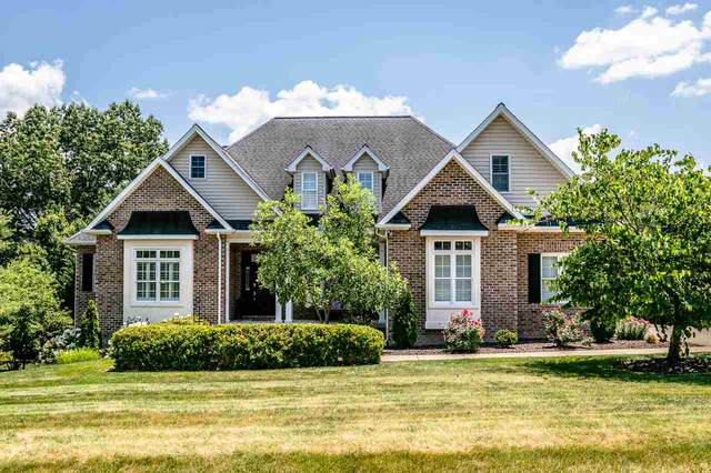1330 Kentshire Dr, ROCKINGHAM, VA 22801 (MLS #605718) :: Real Estate III